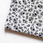 Ткань в цветочки