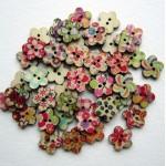 Пуговки Цветочек