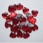 Сердце акриловое