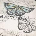 Ткань бабочки